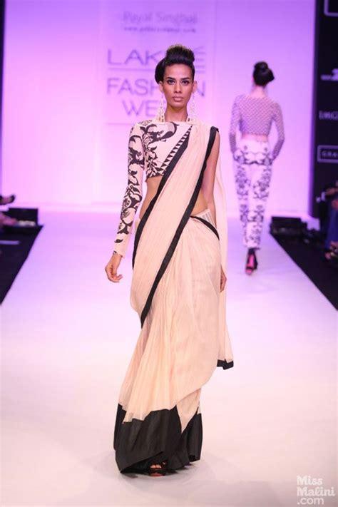 Lika Blouse white saree saree and blouses on