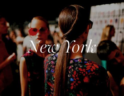 New York Fashion Now At The Va by New York Fashion Week 2018 And 2019 Dates And Nyfw Schedule