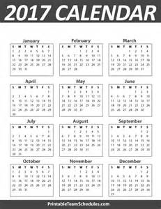 Free Yearly Calendar Template by Printable Yearly Calendar Template 2017