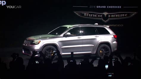trackhawk jeep white 2018 jeep grand trackhawk performance luxury