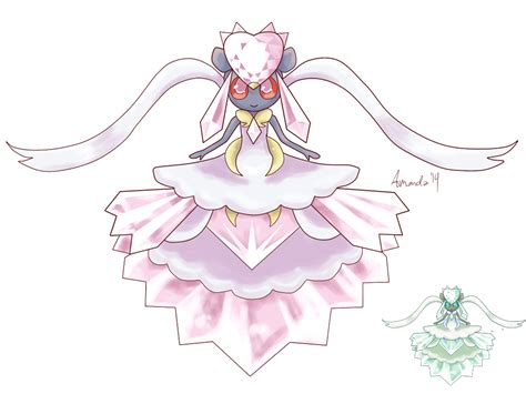 pokemon coloring pages mega diancie mega diancie by fraggrrl on deviantart