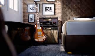 Bedroom Guitar Guitar Bedroom Pb Guitar Themed Bedroom 4 The Boys