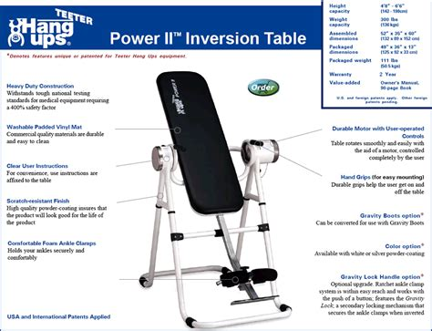 teeter nxt s inversion table how to use a teeter inversion table brokeasshome com