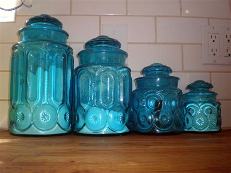 glass kitchen canisters sets luxurious glass kitchen