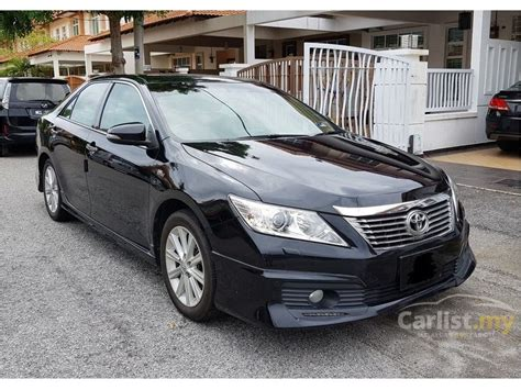 how to learn about cars 2012 toyota camry head up display toyota camry 2012 v 2 5 in melaka automatic sedan black for rm 93 000 3926052 carlist my