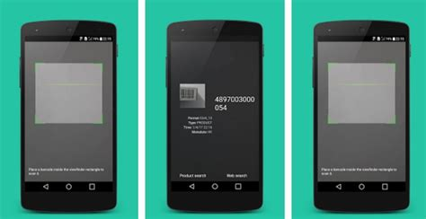 best qr code scanner for android 10 best barcode scanner apps for android in 2018