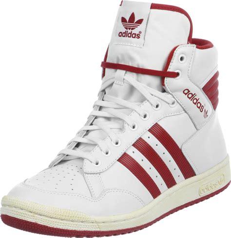 Wei E Schuhe by Adidas Pro Conference Hi Schuhe Wei 223 Rot Im Weare Shop