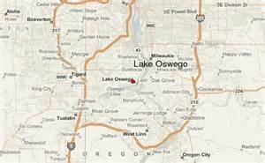 lake county oregon map lake oswego location guide