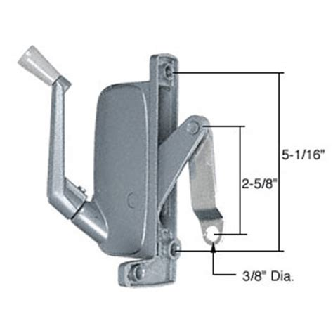Awning Window Parts by H3839 Awning Window Operator H 3839 Door Window