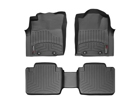 weathertech toyota tacoma with carpet flooring 2015 autos post