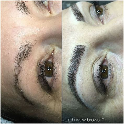feather tattoo eyebrows uk 1000 images about cmh wow brows feather touch