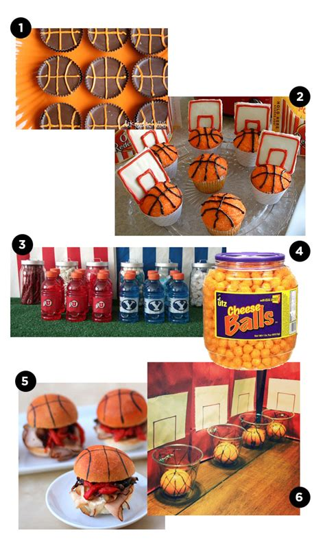 party themes in march march madness party sunny slide up