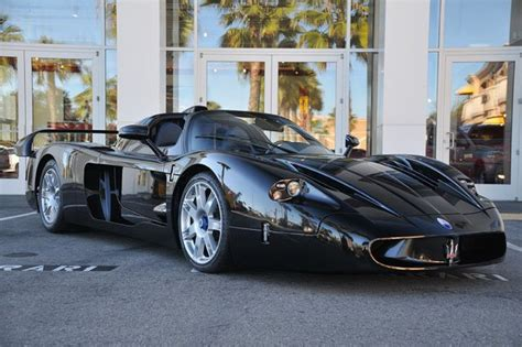 maserati california unique black maserati mc12 for sale in california carscoops