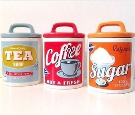Vintage Style Kitchen Canisters Pinterest The World S Catalog Of Ideas