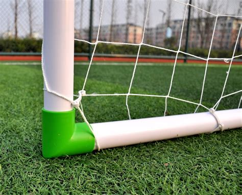 cheap soccer goals for backyard xy s182a 6 4 quick play cheap plastic soccer goal for