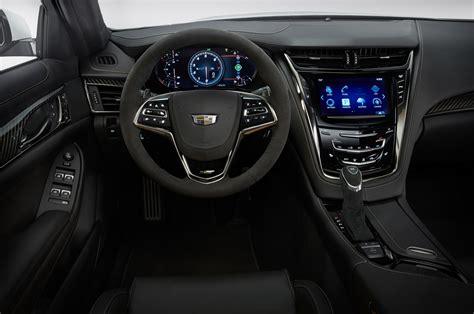 Ctsv Interior by Cadillac Cts V Sedan Of The 2016 Model Year
