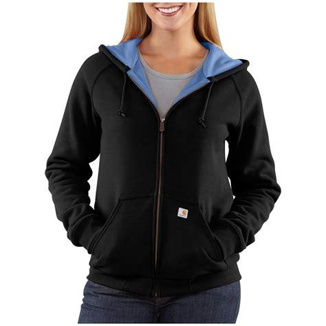 Jaket Sweater Hoodie Zipper Carhatt 6 Herocollection womens hooded sweatshirts clothing