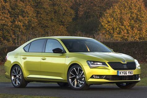 skoda used car prices skoda superb hatchback from 2015 used prices parkers