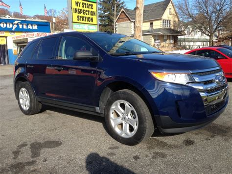 2012 ford edge for sale used 2012 ford edge sport utility 13 690 00