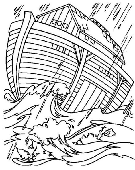 children s coloring pages noah s ark noahs ark coloring pages two by two