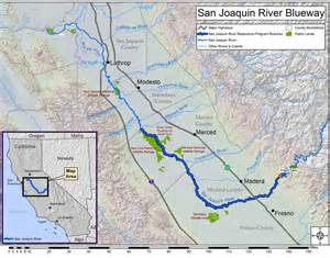san joaquin california map a vision for enjoyment and stewardship of the san