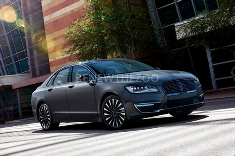 2020 Lincoln Mkx 2020 lincoln mkz hybrid release date specs changes