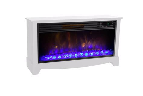 lifesmart electric fireplace lifesmart lifezone electric infrared media fireplace room
