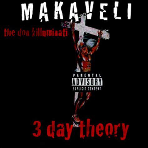 2pac illuminati theory makaveli the don killuminati the 3 day theory hosted by