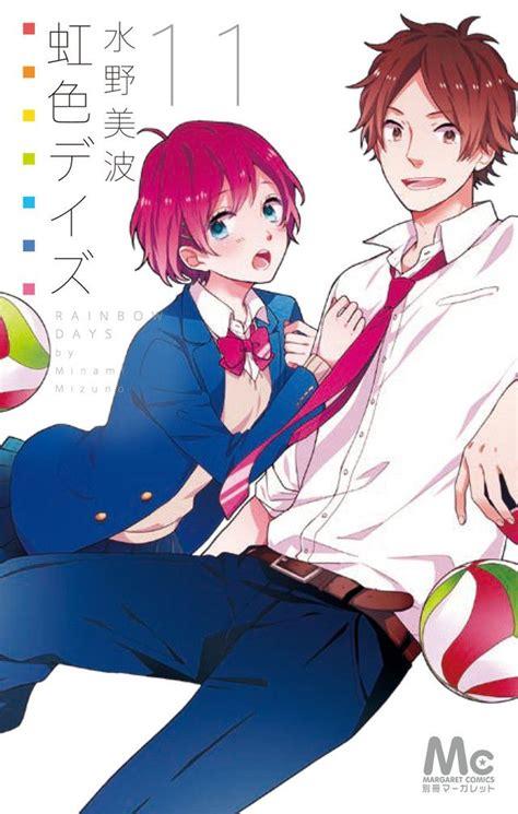 anime rainbow day 65 best nijiiro days images on