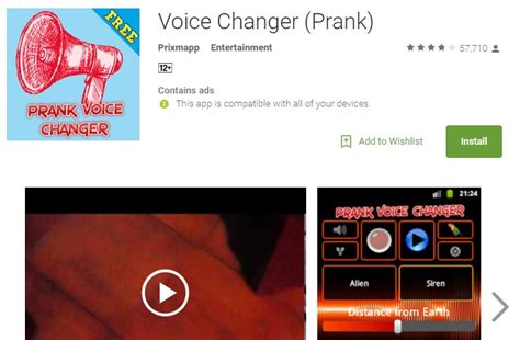 Voice Changing Telephone For Prank Calls by Top 10 Voice Changer Apps For Android Techbizy Official Site