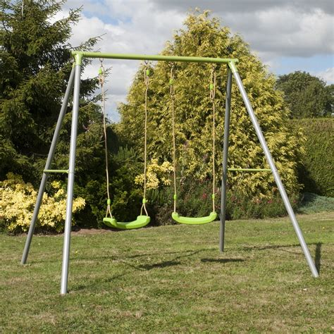 tp double swing tp double metal swing with seats