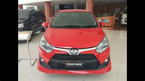 New Agya 1 2 Trd all new toyota agya 1 2 s trd 2018