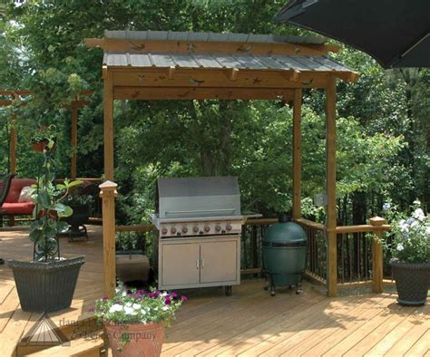 Wood Shed Bbq by 17 Best Images About Bbq Overhangs Protect Your Chef On