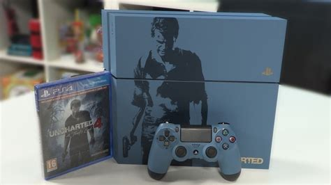 Ps4 Uncharted 4 Limited Tanpa uncharted 4 playstation 4 unboxing