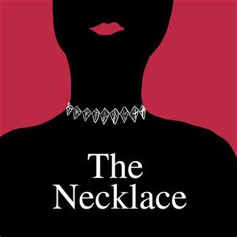 themes of the short story the necklace homework study and summary on pinterest