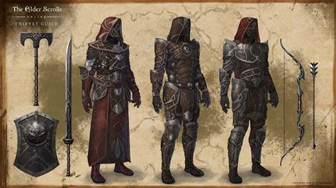The Scroll Thief thieves guild the elder scrolls
