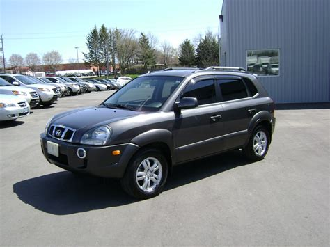 Hyundai Tucson 2006 by 2006 Hyundai Tucson Other Pictures Cargurus