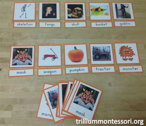 montessori printable st game october printables trillium montessori