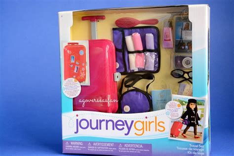 american doll travel bed journey travel set for american doll