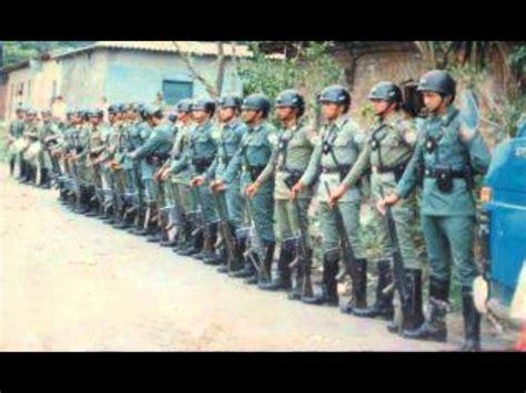 ejercito de el salvador fuerza armada de el salvador 1980 1992 youtube