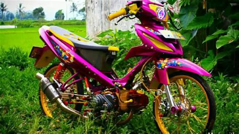 Modifikasi Yamaha Zr Drag by Koleksi Modifikasi Motor Yamaha R Terbaru