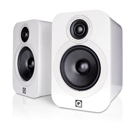 q acoustics 3020 compact bookshelf speaker hi way laser