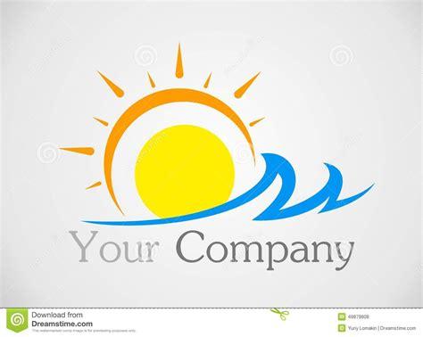Sun Logo Stock Illustration Image Of Heat Logos Agency 49879808