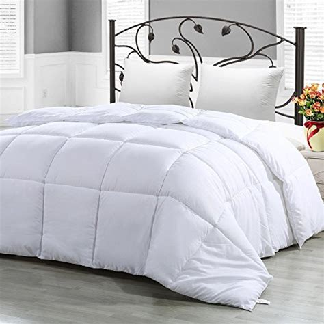 can i bleach a down comforter down alternative comforter duvet insert king white solid