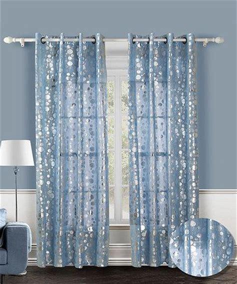 blue spotlight curtain panel set   home design home  spotlight