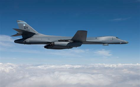 New Bomber1 u s sending b 1b bombers to guam as part of overall asian buildup and signal to china korea