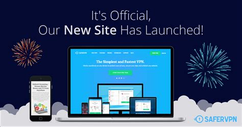 New Office Website Launches by Brand New Website Get A Free Vpn Subscription