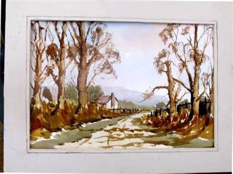watercolor tutorial alan owen watercolours loose style with alan owen alan owen