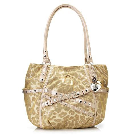 Kathy Bag Tas Kathy By kathy zeeland handle belted monogram shopper handbag new asst ebay