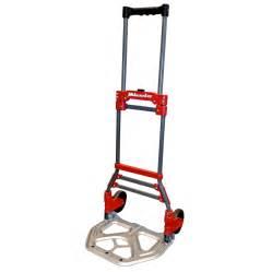 Moving Bathroom Plumbing Shop Milwaukee 150 Lb Capacity Red Steel Folding Hand